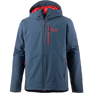 Mountain Hardwear Superconductor Softshelljacke Herren navy