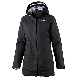 The North Face Solaris Doppeljacke Damen schwarz
