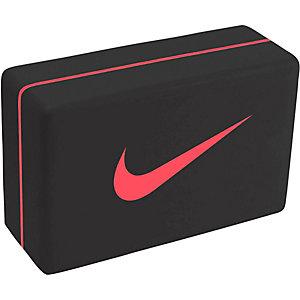 Nike Yoga Block schwarz/rot