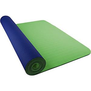 Nike Yogamatte grün/blau