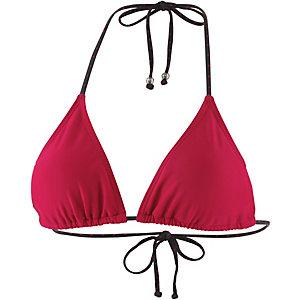Maui Wowie Bikini Oberteil Damen kirschrot