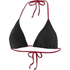 maui wowie bikini oberteil damen schwarz im online shop von sportscheck kaufen. Black Bedroom Furniture Sets. Home Design Ideas