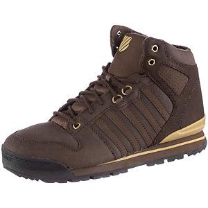K-Swiss Si-18 Premier Hiker Sneaker Winter Winterschuhe Herren chestnut/prairie sand