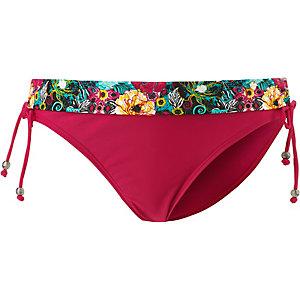 Maui Wowie Bikini Hose Damen rot/bunt