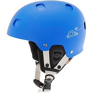 POC Helm Receptor Bug Skihelm blau