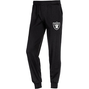 Majestic Athletic Oakland Raiders Sweathose Herren schwarz