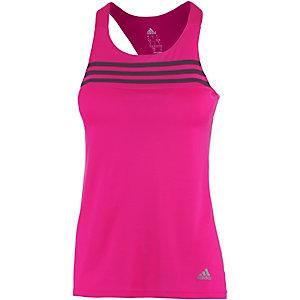 adidas Response Tanktop Damen pink/schwarz