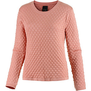 Ichi Strickpullover Damen rose