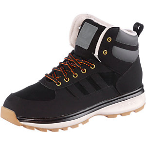 adidas Chasker Boot Winter Bootie Herren schwarz