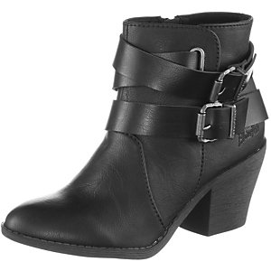 Blowfish Bootie Damen schwarz