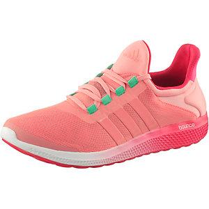 adidas CC Sonic Laufschuhe Damen koralle/rot