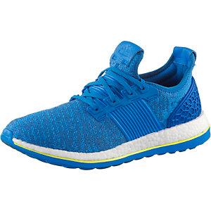 adidas Pureboost ZG Laufschuhe Herren blau/weiß