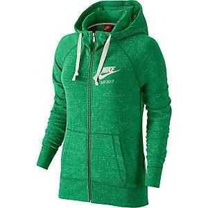 Nike Gym Vintage Sweatjacke Damen hellgrün