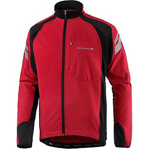 Endura Windchill II Fahrradjacke Herren rot