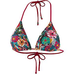 Maui Wowie Bikini Oberteil Damen bunt