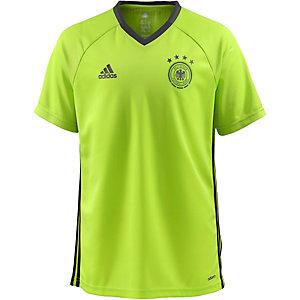 adidas DFB EM 2016 Funktionsshirt Kinder neongrün