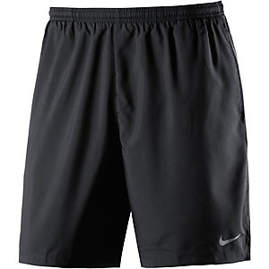 Nike Challenger Laufshorts Herren schwarz/grau