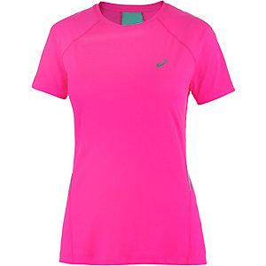 ASICS Laufshirt Damen pink