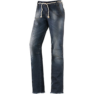 Red Chili Yoki Straight Fit Jeans Damen blue denim