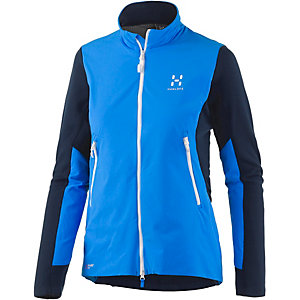 Haglöfs Summit Fleecejacke Damen blau