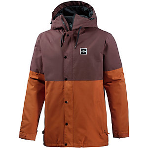 Ride Snowboards Hawthorne Winterjacke Herren bordeaux/orange