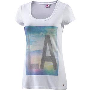 Maui Wowie Printshirt Damen weiß