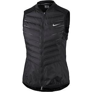 Nike Aeroloft 800 Daunenweste Damen schwarz