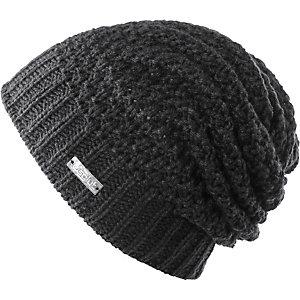 Eisglut Mütze Luna Beanie schwarz