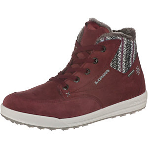Lowa Mosca GTX QC Sneaker Damen rot