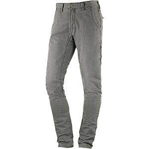 TIMEZONE AxelTZ 3D Straight Fit Jeans Herren dark oliv