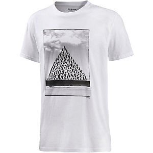 Burton Smith T-Shirt Herren weiß