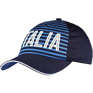 PUMA Italien EM 2016 Cap Herren dunkelblau
