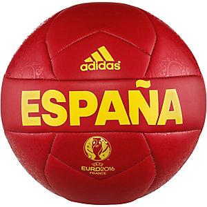 adidas Spanien EM 2016 Fußball rot