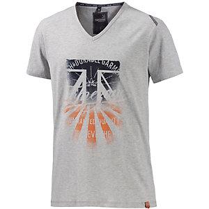 TIMEZONE V-Shirt Herren graumelange