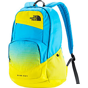 The North Face Wise Guy Daypack blau/gelb