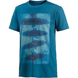 Maui Wowie T-Shirt Herren Petrol