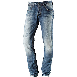 M.O.D Elvis Slim Fit Jeans Herren washed denim