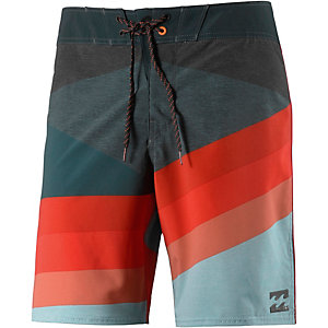 Billabong Slice X Boardshorts Herren blau/orange