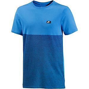 Nike Shoebox T-Shirt Herren blau