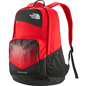 The North Face Wise Guy Daypack rot/schwarz
