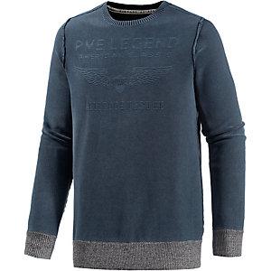 PME LEGEND Sweatshirt Herren dunkelblau