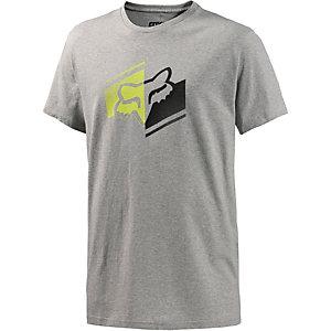 Fox Boot Sector Printshirt Herren graumelange