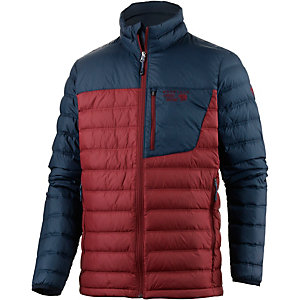 Mountain Hardwear Dynotherm Daunenjacke Herren burgund