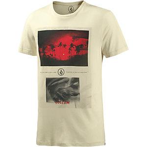 Volcom Blood Steram T-Shirt Herren offwhite