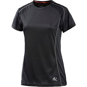 unifit Laufshirt Damen schwarz