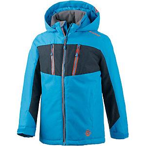 ziener skijacke jungen blau dunkelblau rot im online shop von sportscheck kaufen. Black Bedroom Furniture Sets. Home Design Ideas