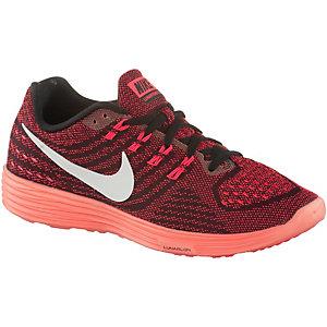 Nike Lunartempo 2 Laufschuhe Damen schwarz/apricot