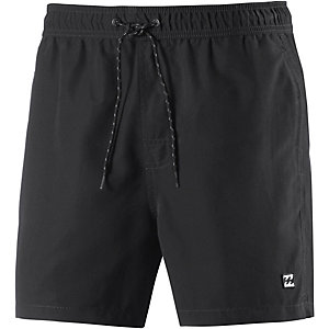 Billabong All Day Layback Shortcut Badeshorts Herren schwarz