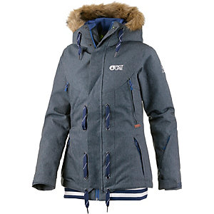Picture Cooler 2 Snowboardjacke Damen dark denim