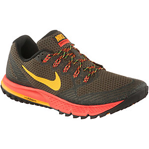 Nike Air Zoom Wildhorse 3 Laufschuhe Herren khaki/orange